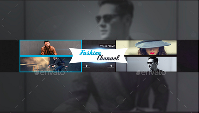 200 Best YouTube Banner Templates 2019