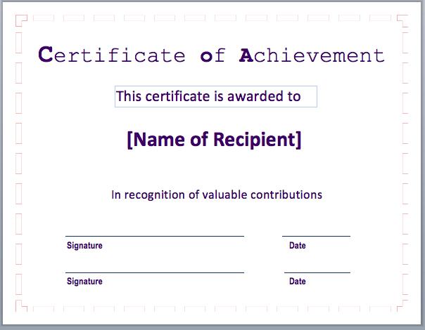 14-certificate-templates-online