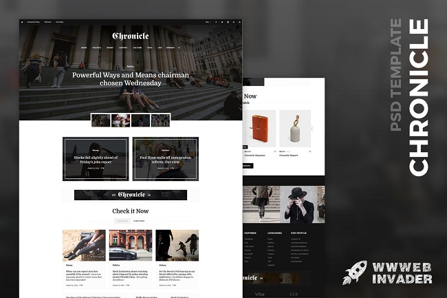 16-the-chronicle-premium-news-and-magazine-psd-template