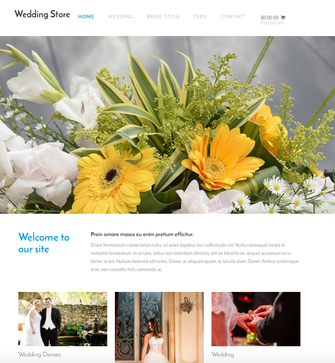 wedding-store