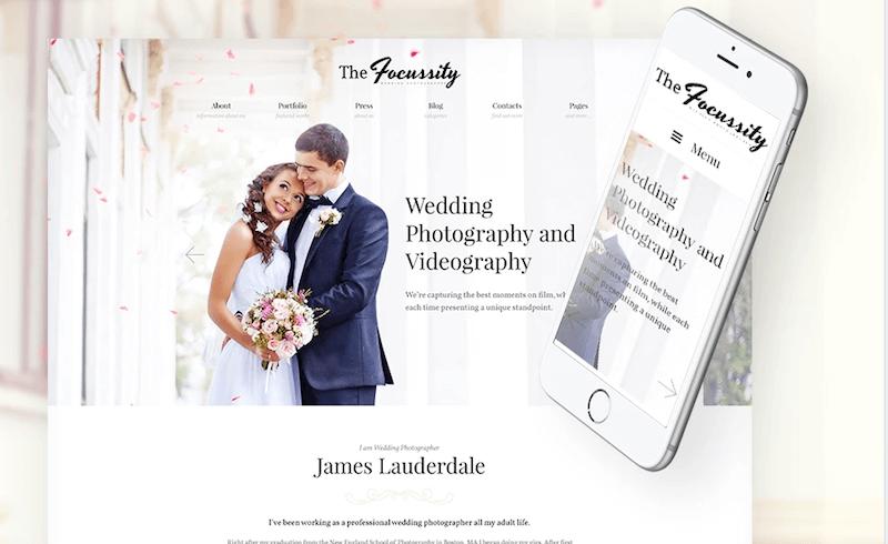 focussity-wedding-photography-wordpress-theme