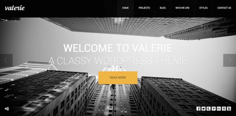 valerie-photography-wordpress-theme