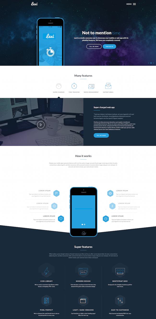 Lexi Mobile App