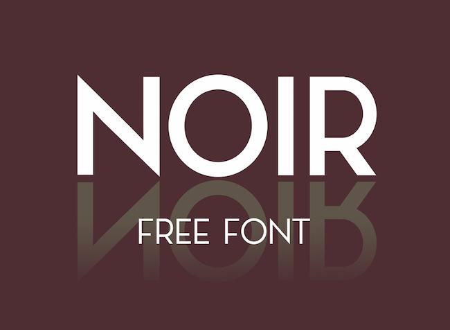 Noir Font