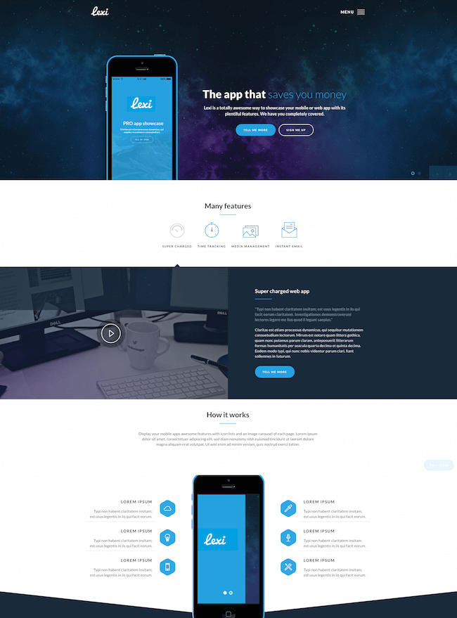 lexi-mobile-app-wordpress-theme