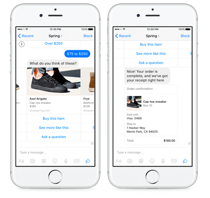 How Facebook Messenger Chatbots Can Simplify Your Business