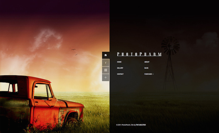 PhotoPharm Photography Theme
