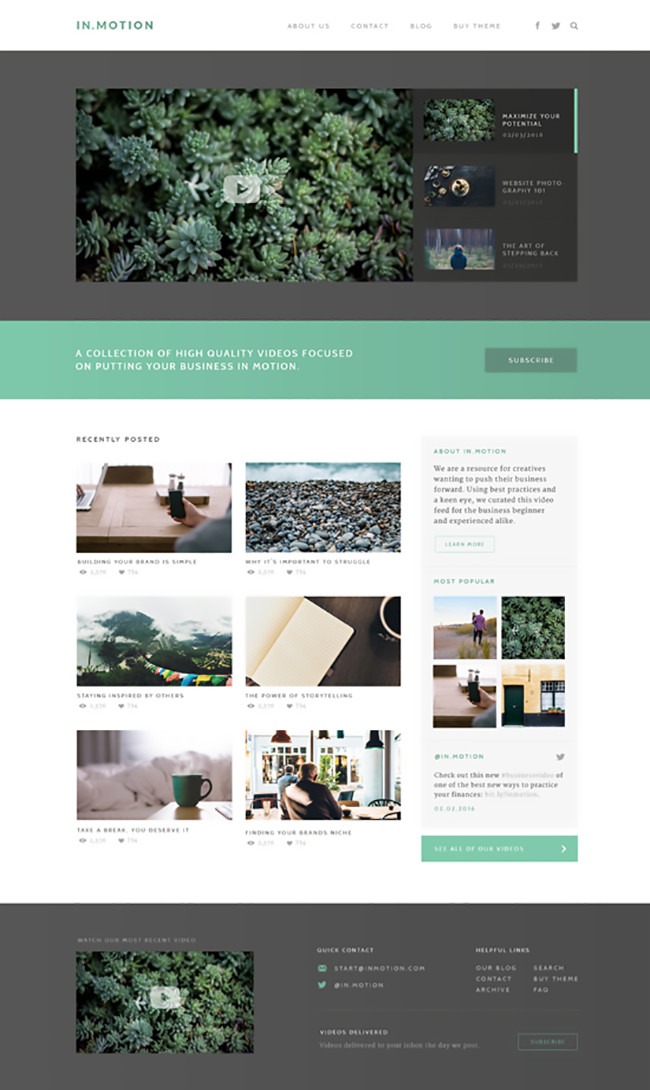 themotion-wordpress-theme