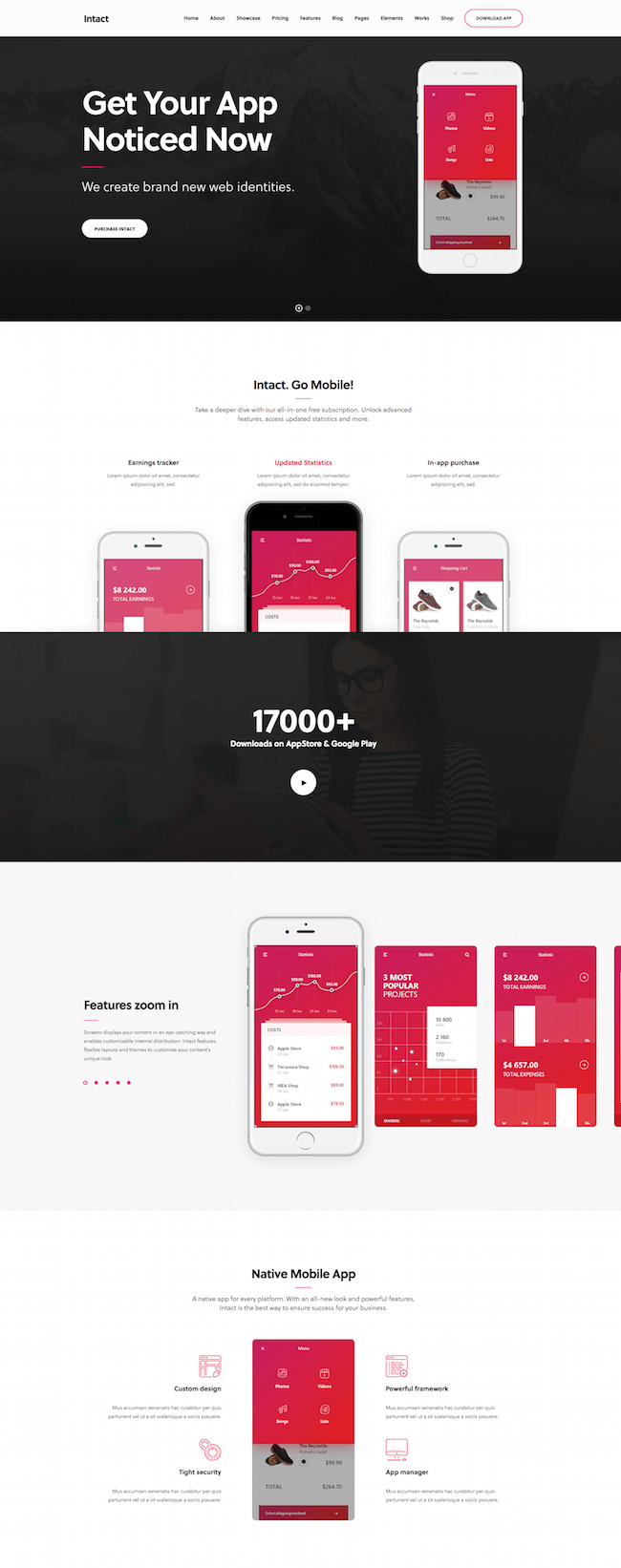Intact-App-Showcase-WordPress-Theme