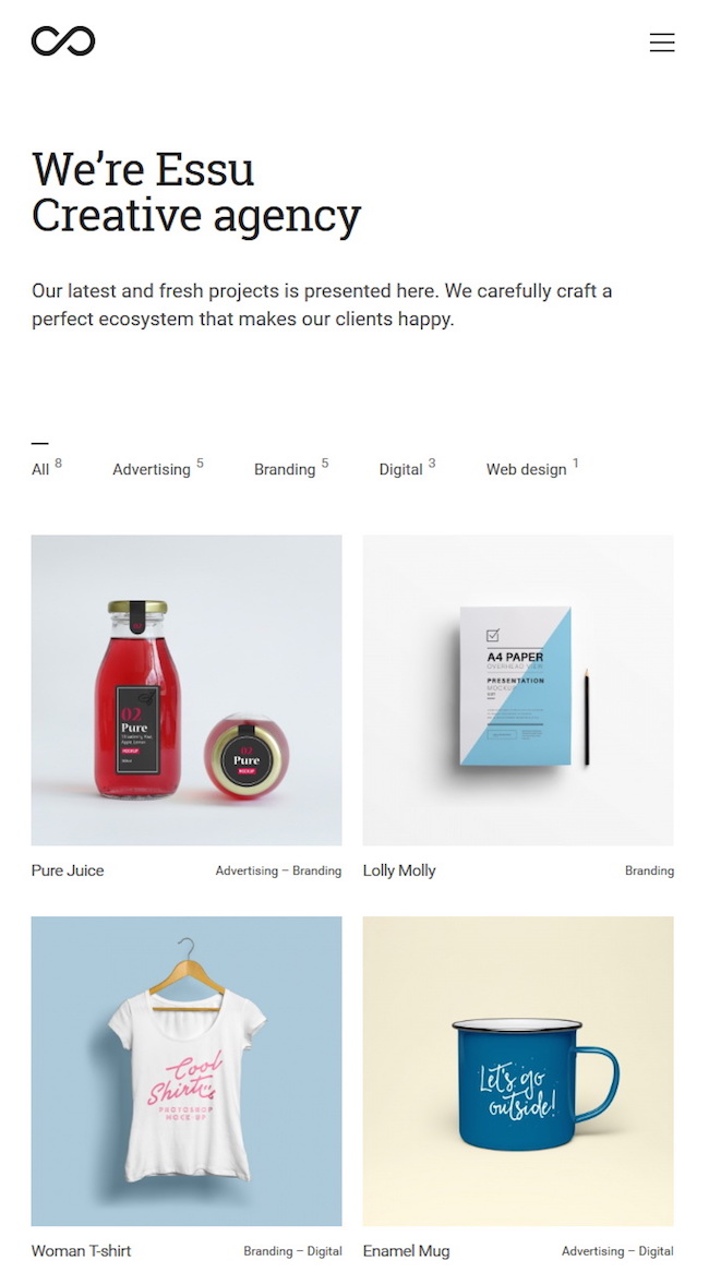 essu-portfolio-wordpress-theme
