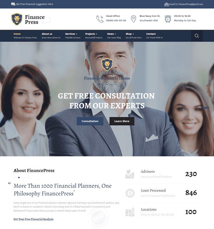 finance_press