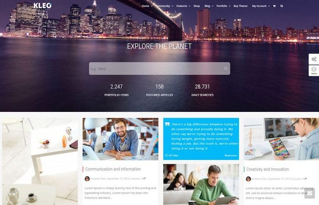 KLEO-WordPress-themes