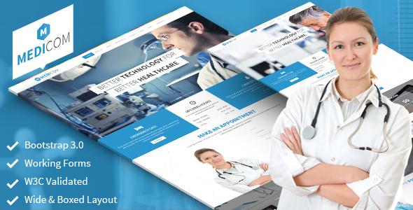 Medical Wp Themes