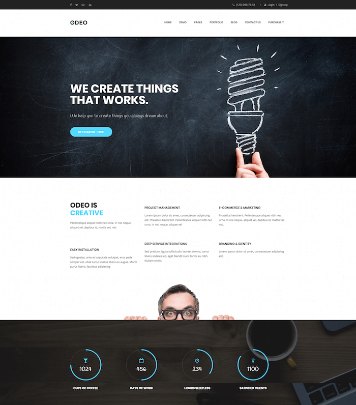 40 Best Drupal Business Themes 2019