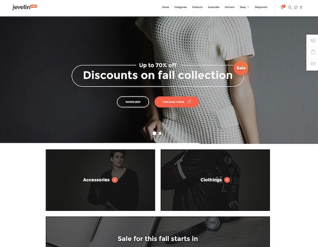 jevelin-ecommerce-wordpress-theme