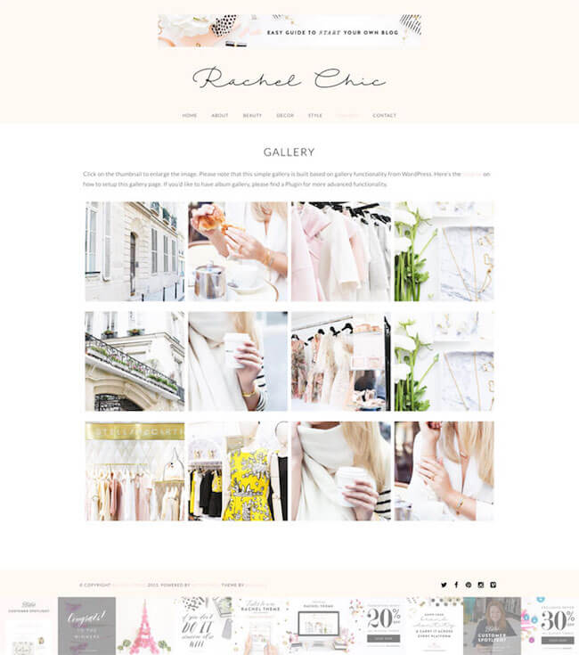 rachel-wordpress-theme