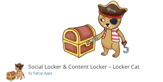 locker cat