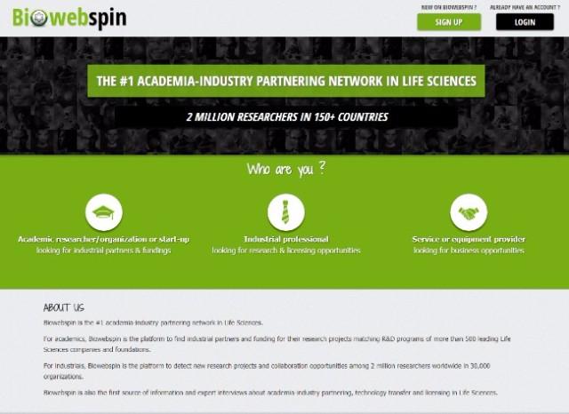 biowebspin