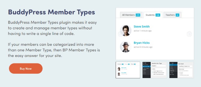 buddypress-member-types