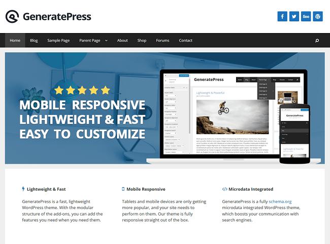 Generate Press