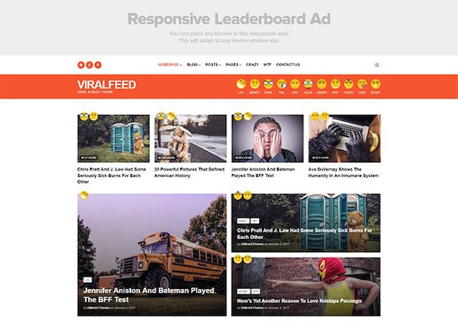 ViralFeed-WordPress-Theme