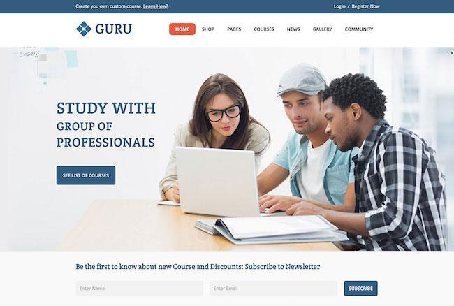 guru-classic-lms-wordpress-theme