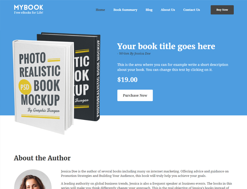 my-book-theme