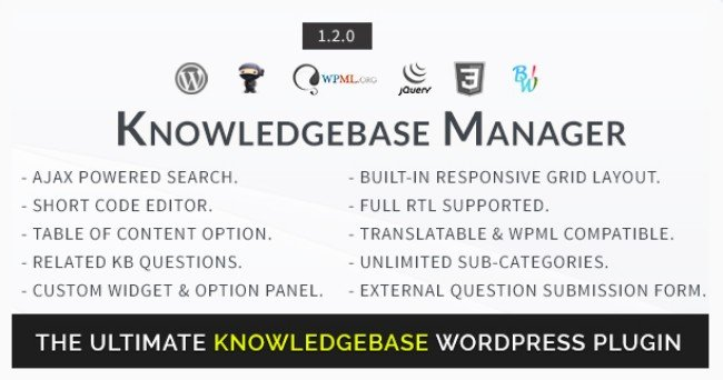 bwl knowledgebase manager