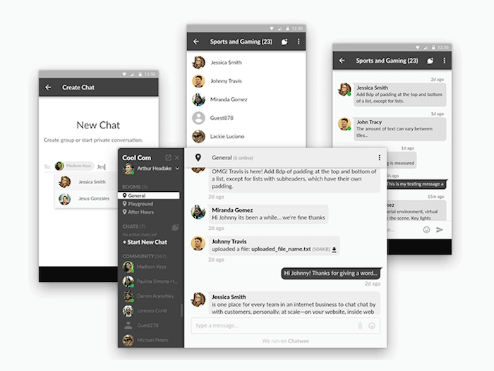 Chatwee Live Chat Plugin