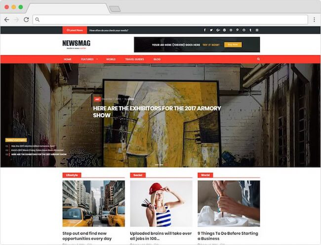 Machothemes-Newsmag