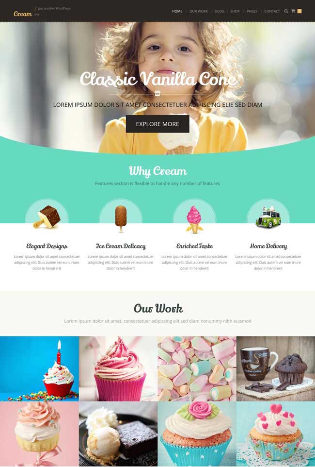 cream-woocommerce-wordpress-theme