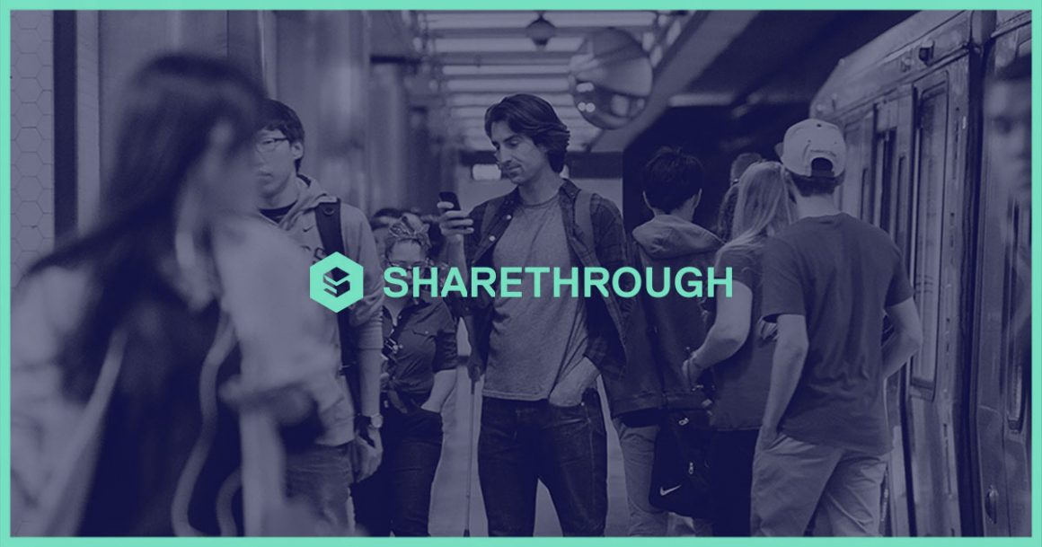 Sharethrough, native advertising