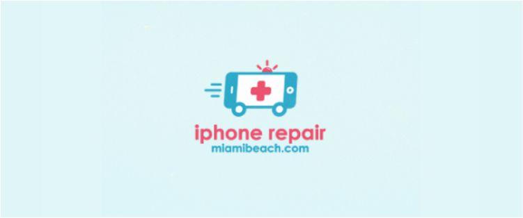 iPhone Repair Logo