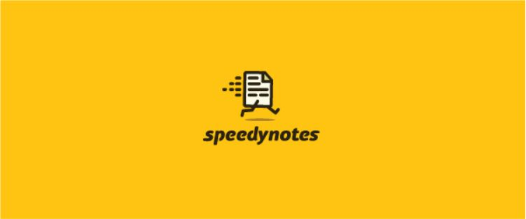 Speedy Notes Logo