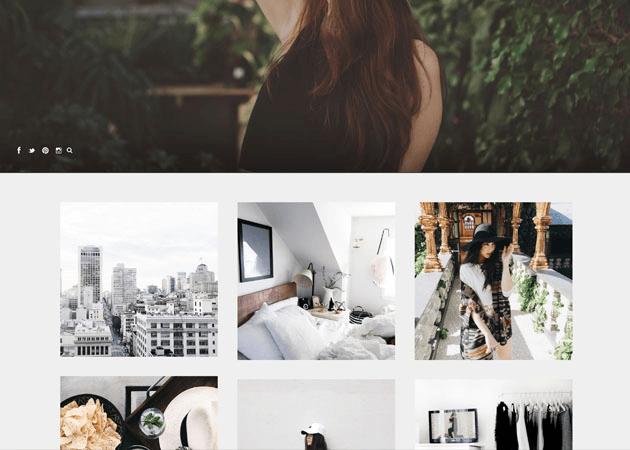 Persona Tumblr Theme