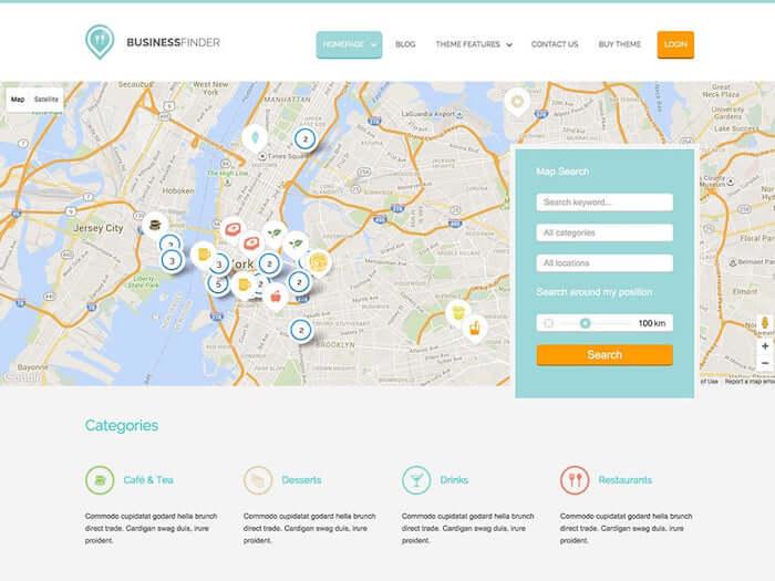 businessfinder-wordpress-theme