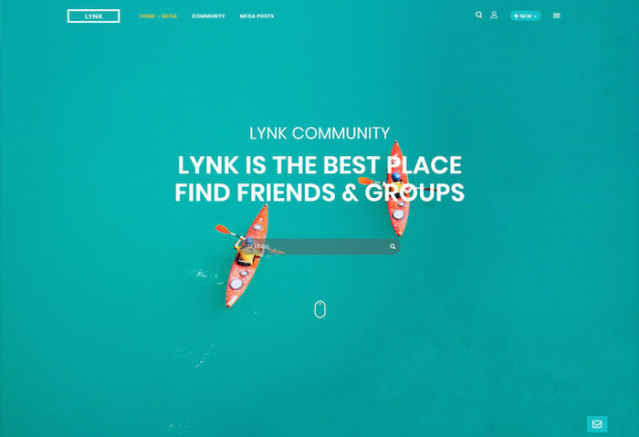 lynk-wordpress-responsive-theme