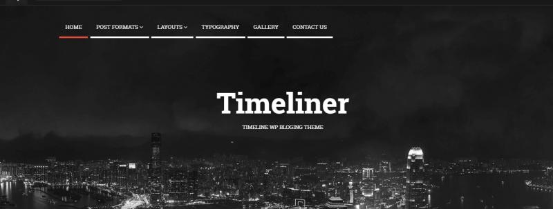 Timeliner Theme
