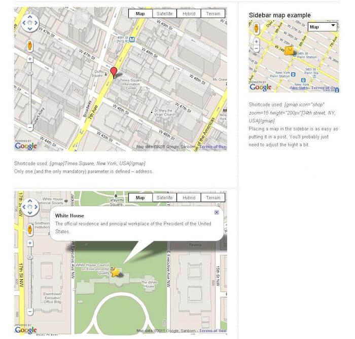 5sec Google Maps