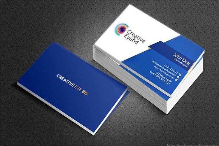 Business Card Template by This Looks Great