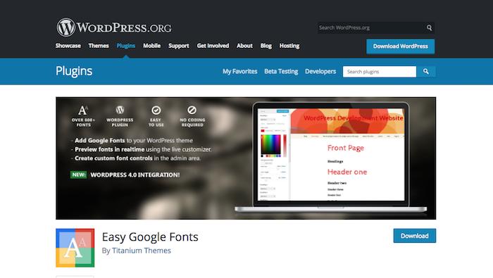 15 Best Google Font WordPress Plugins to Improve Typography