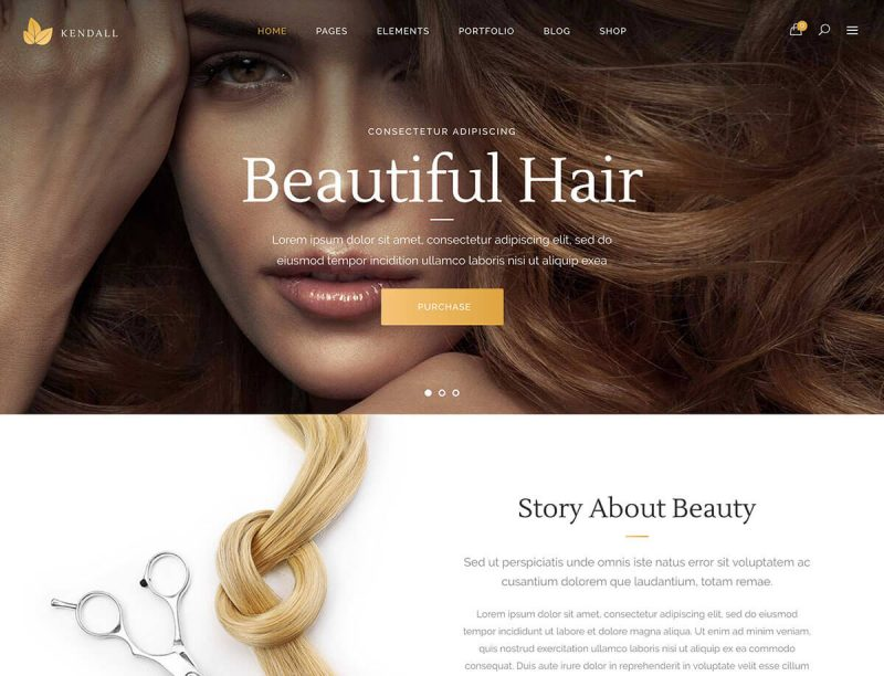 Best Spa and Salon WordPress Theme