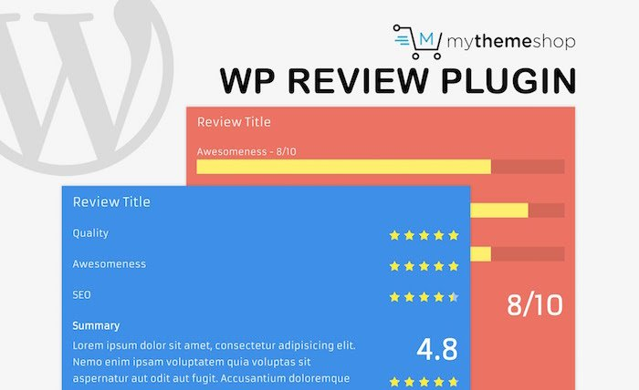 MyThemeShop Review Plugin