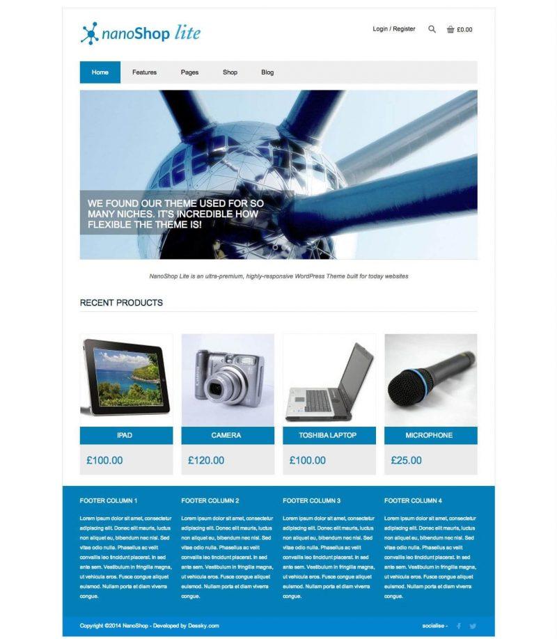 Nanoshop Lite