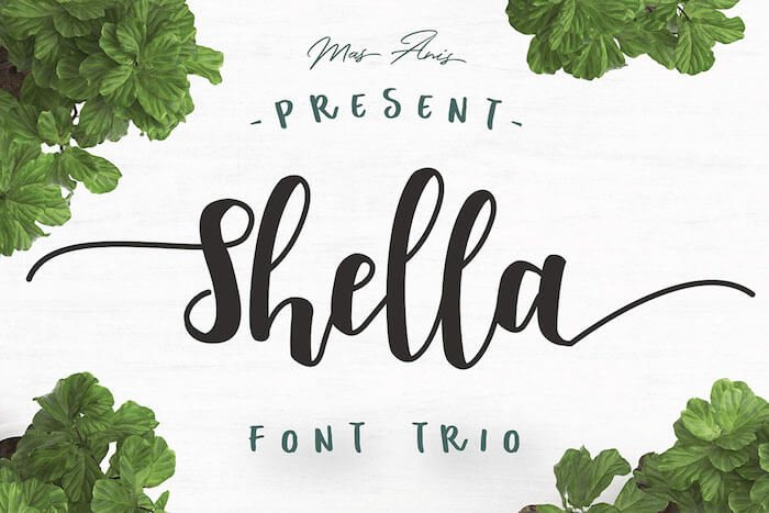 60 Best Free Script Fonts for Designers 2019