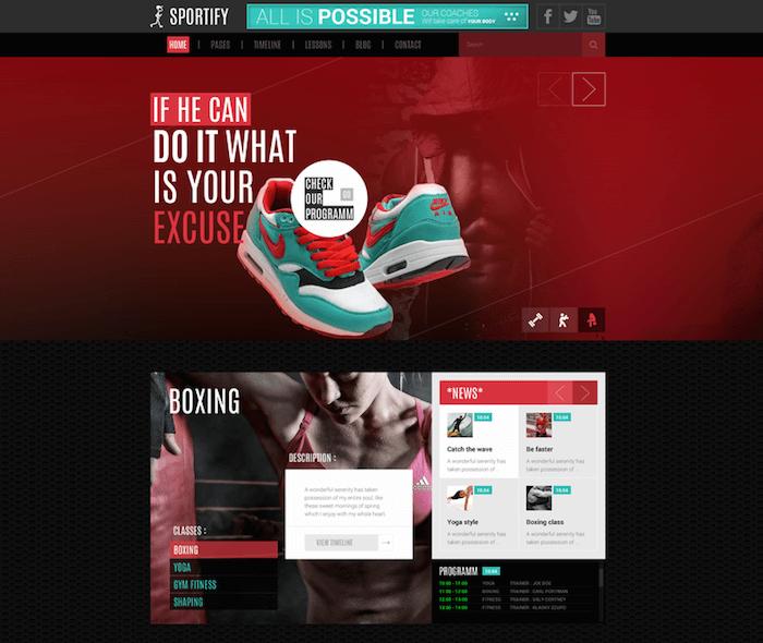 Sportify-gym-fitness-wordpress-theme