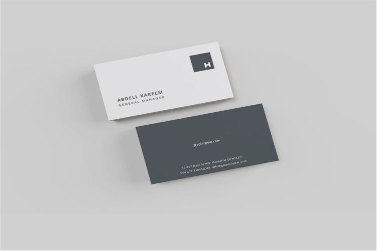 Stationary Mockup by Graphic Pear
