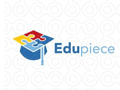 Edu Piece Logo