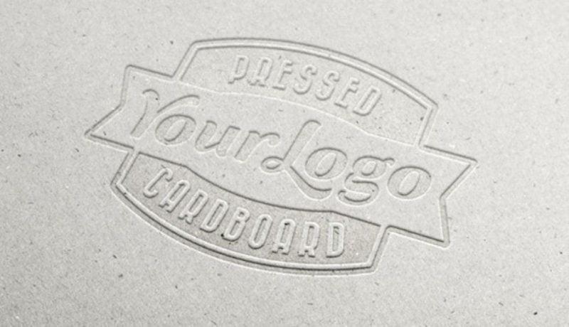 Pressed Cardboard Logo