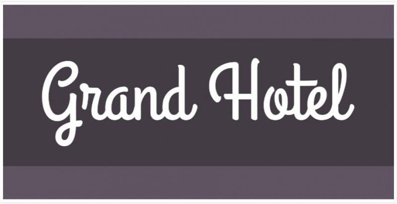 Grand Hotel Font